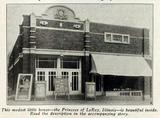 Princess Theatre, LeRoy, IL 1917