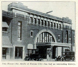 Apollo Theatre, Kansas City 1916