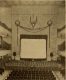 Lyceum Theatre, Sydney in 1917