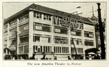 America Theater, Denver, CO in 1917
