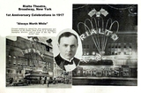 Rialto Theatre, New York in 1917