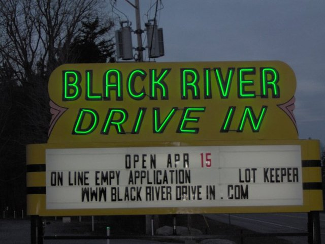 Black River Drive-In