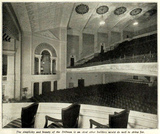 Stillman Theatre, Cleveland in 1917