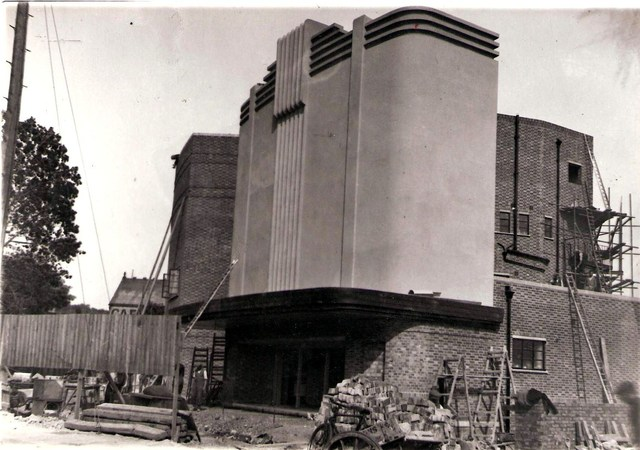 Ritz cinema Hythe