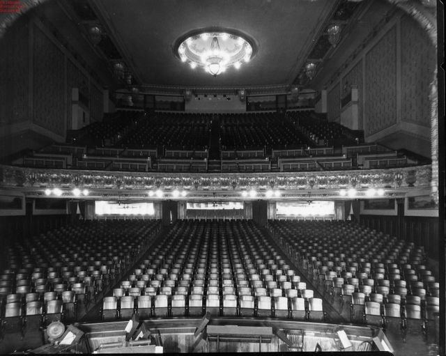 Criterion Theater, Oklahoma City, Auditorium