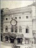 Columbia Theatre, Portland, Oregon in 1917