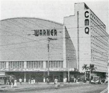 Warner, Havana, 1940's (prior to Cine Yara change)