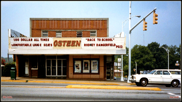 Osteen Theater