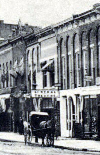 CENTRAL Theatre; Crawfordsville, Indiana.