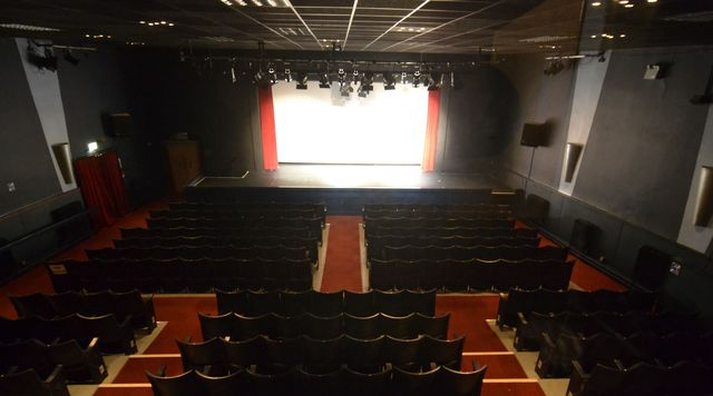 Chorley Little Theatre interior - 2013