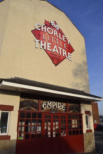 Chorley Little Theatre in 2013