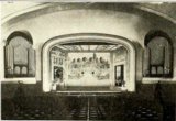 Strand Theatre, Livingston, Montana in 1917