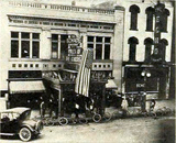 Schade Theatre, Sandusky, Ohio in 1917