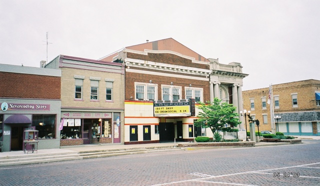 Lawford Theatre