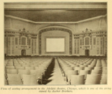 Adelphi Theatre, Chicago IL in 1918