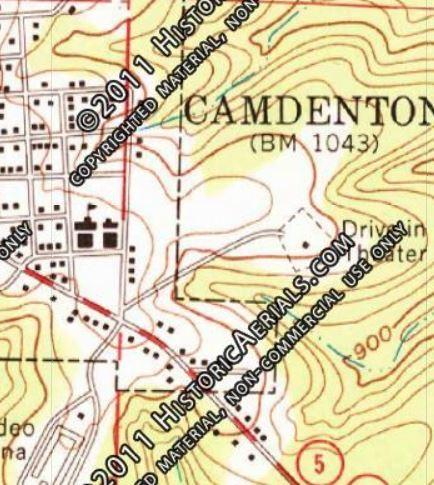 Camdenton's Drive-In