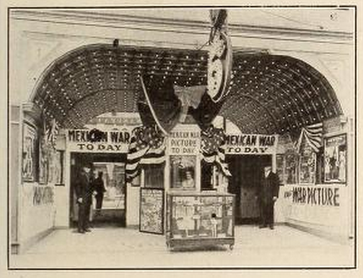 Vaudette Theatre, Milwaukee, Wisconsin in 1911