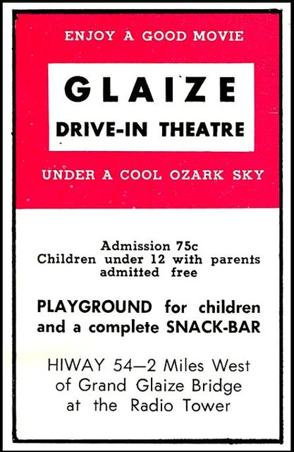 Grand Glaize Drive-In
