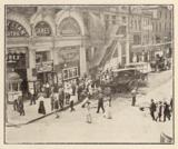 Ganes Manhattan Theatre, New York in 1911