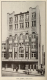 Lyric Theatre, Sydney, Australia in 1911