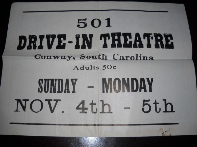 Highway 501 Drive-In