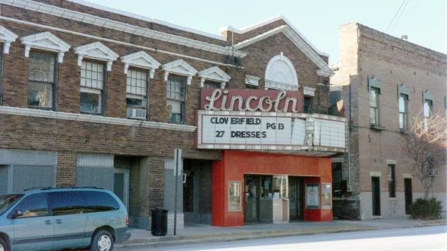 Lincoln Grand 8