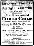 June 16th, 1913 grand opening ad