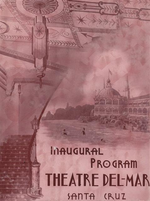 Inaugural Program Cover