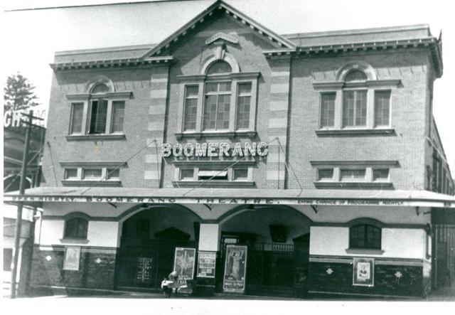 Boomerang Theatre