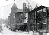 Virginia Theatre, Fairmont, West Virginia in 1927