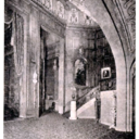 Uptown Theatre, Chicago IL in 1927 - Corner of the Mezzanine Lobby