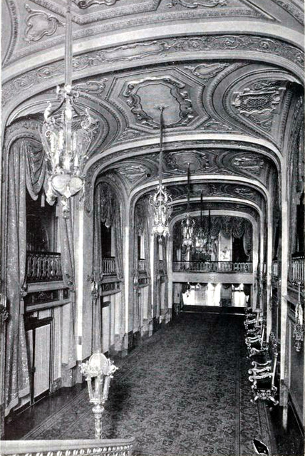 Shea's Buffalo Theatre, Buffalo, New York in 1926/27