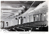 Roxy Theatre, New York in 1927 - Mezzanine