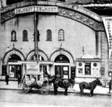 Belmont Theatre, Philadelphia PA in 1920