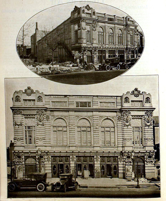 Kings Theatre, St Louis, MO in 1920