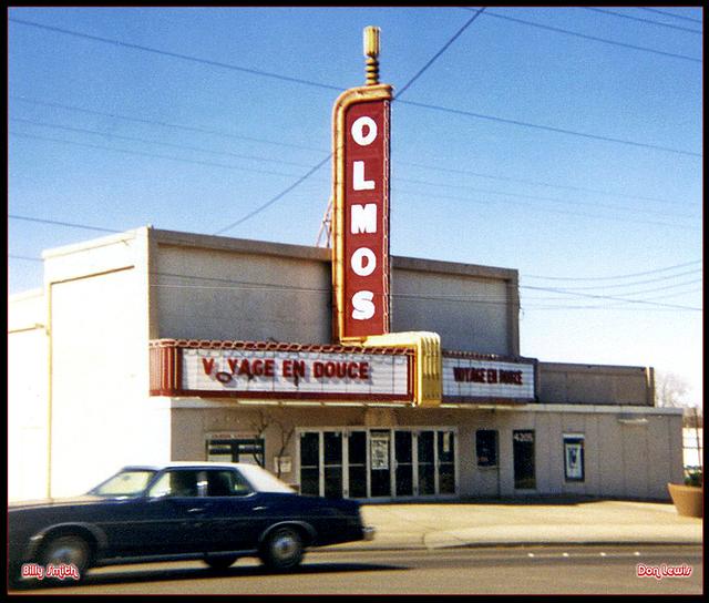 Olmos Theatre