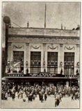 Liberty Theatre, Youngstown, Ohio in 1920