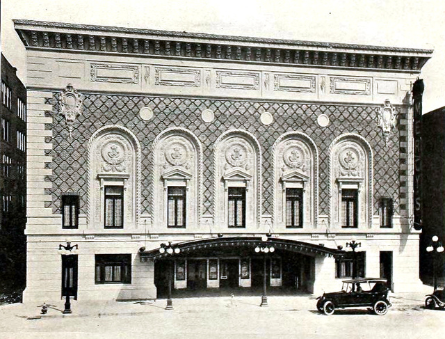 Mercy Theatre, Yakima, Washington in 1920