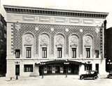 <p>Mercy Theatre, Yakima, Washington in 1920</p>
