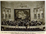 Rivoli Theatre, New York in 1920 - Orchestra