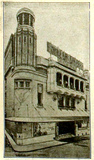 Royal Cinema Theatre, Madrid, Spain in 1920