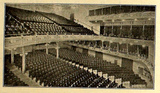Royal Cinema Theatre, Madrid, Spain in 1920 - Auditorium
