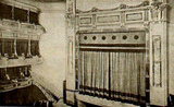 Royal Cinema, Madrid, Spain in 1920 - Stage