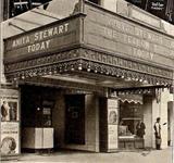 Strand Theatre, Akron, Ohio in 1920 - Entrance & Marquee