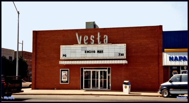 Vesta Theatre