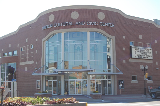 Marion Cultural and Civic Center