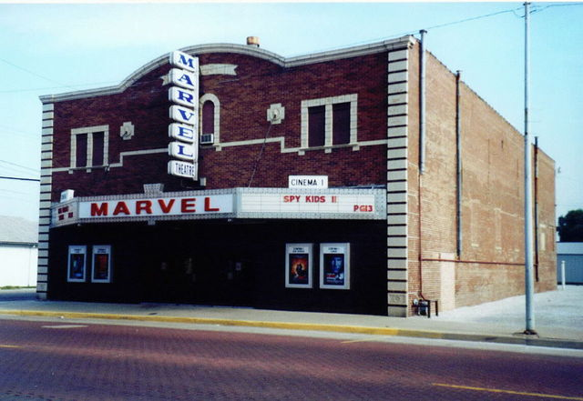 Marvel Theatre
