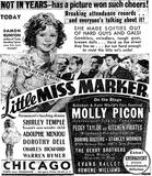 Little miss marker 1934