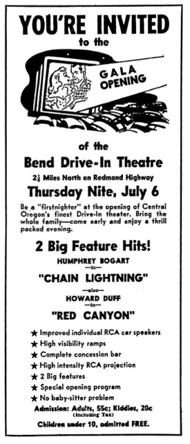 Bend Drive-In
