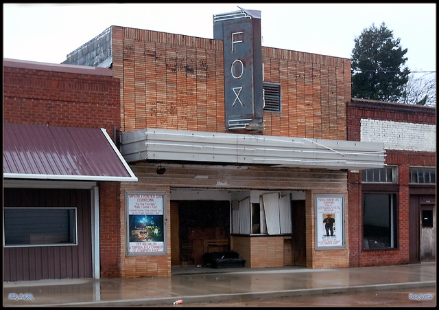 Fox Theater ... Timpson Texas